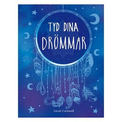"Bok ""Tyd dina drömmar"" - Lizzie Cornwall"