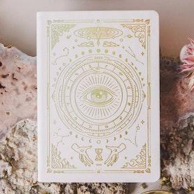 Kalender 2022 Astrological Planner White A5 - Magic of I