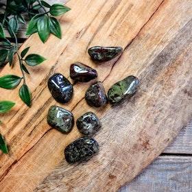 Dragon stone Tumlad medium