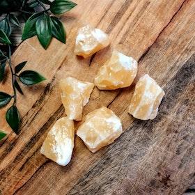 Orange Kalcit medium