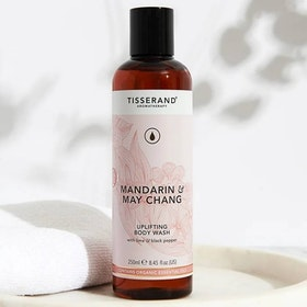 Body Wash Nature´s Spa Uplifting Mandarin & May Chang - Tisserand Aromatherapy