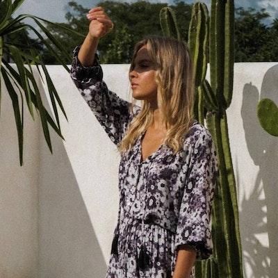Blus Stardust ''Monochrome'' - Mahli the Label
