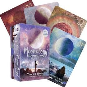 "Orakelkort ""Moonology Manifestation Oracle"" - Yasmin Boland"
