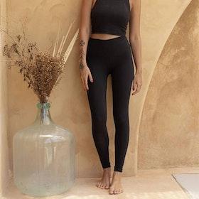 Yogabyxor Ananda leggings Black - Indigo Luna