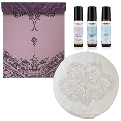 Yoga-Kit Peaceful Lotus 6mm