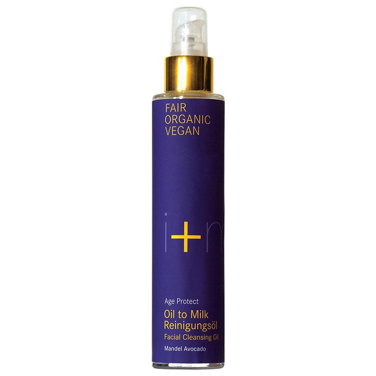 Age Protect Cleansing Oil Avocado Almond