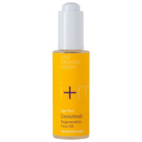 Age Plus Regeneration Face Oil Immortelle Argan