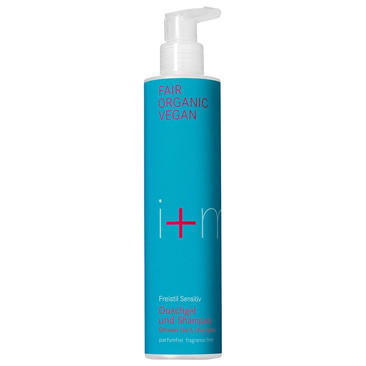 Freistil Sensitive Shower Gel and Shampoo