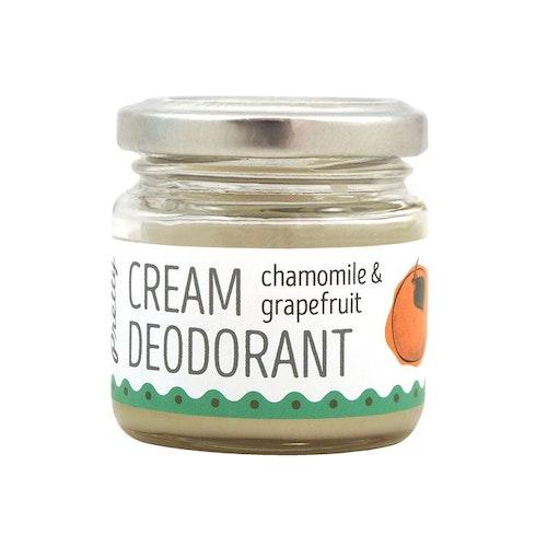 Cream Deodorant Chamomile & Grapefruit 60gr