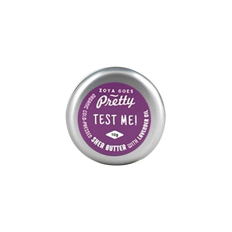 Shea Butter & Lavender Oil 10gr