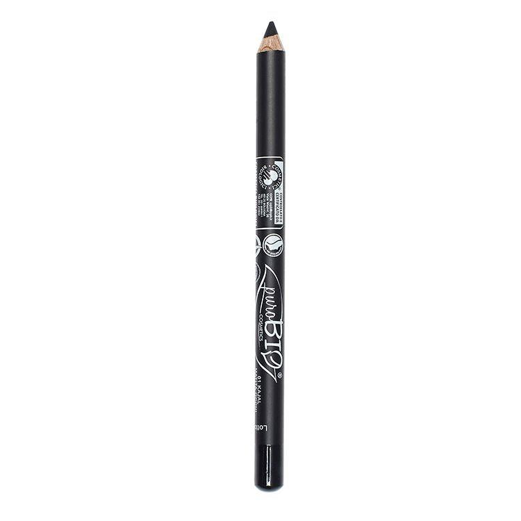 Eyeliner Kajal Pencil 01 Black
