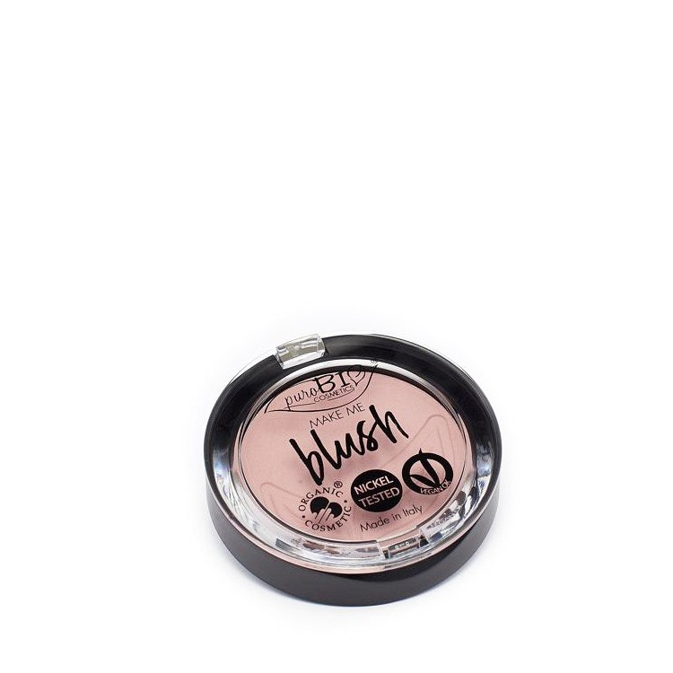 Blush 01Pink Shimmer