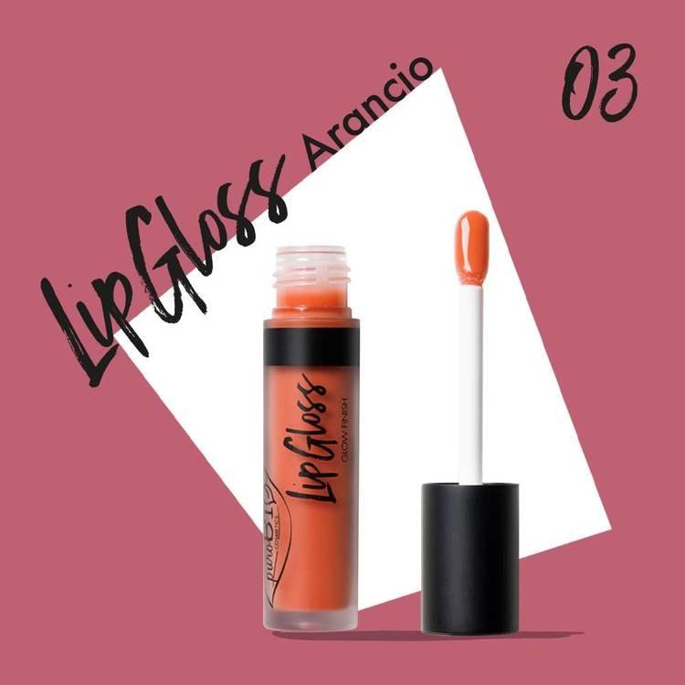 Lip Gloss 03 Coral