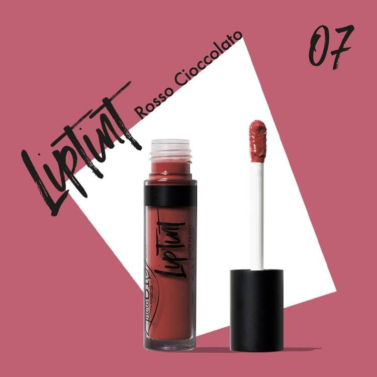 LipTint 07 Pink chocolate