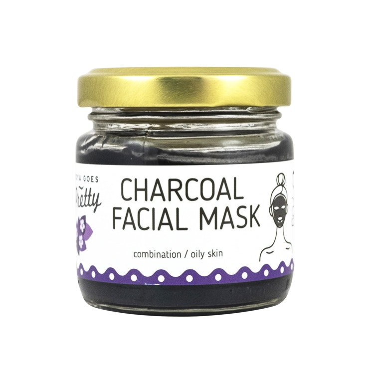 Charcoal Facial Mask 70 gr