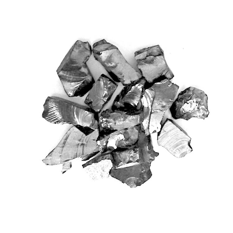 Elite Shungit mindre stenar för shungitvatten 50 g