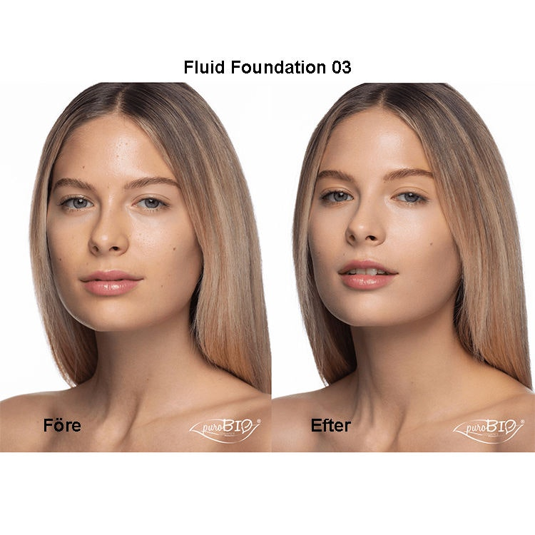 Fluid Foundation 03