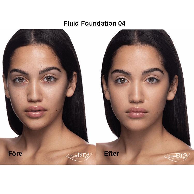 Fluid Foundation 04