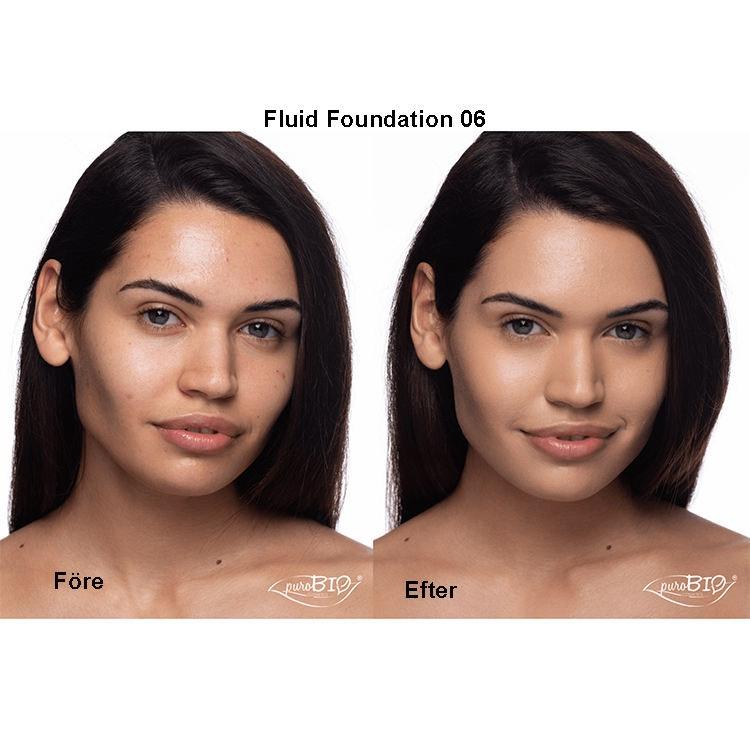 Fluid Foundation 06