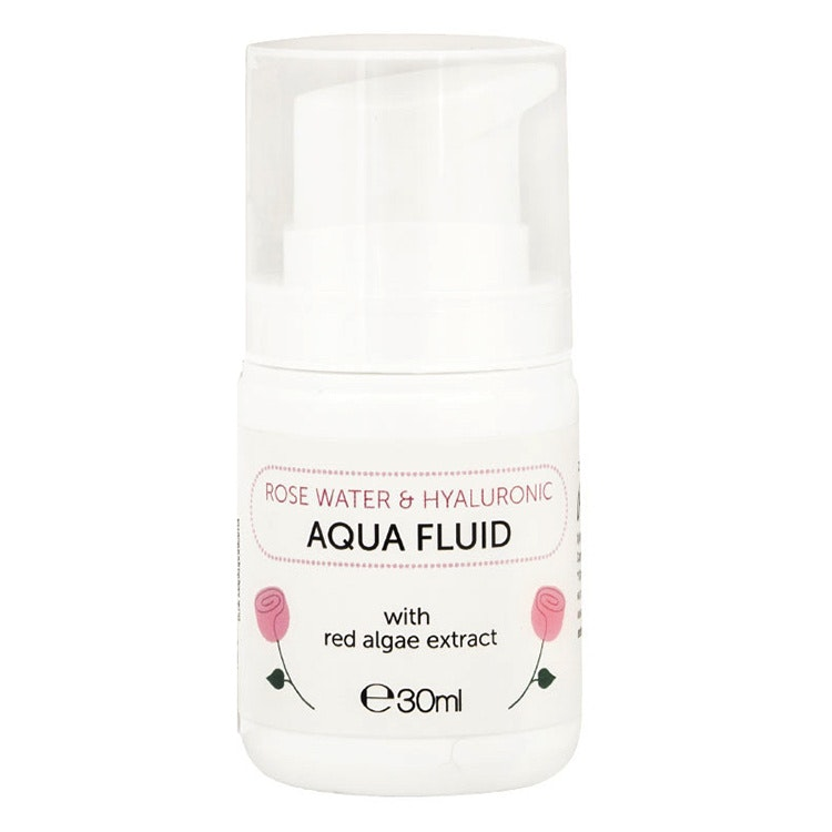 Rose Water & Hyaluronic Aqua Fluid 30ml