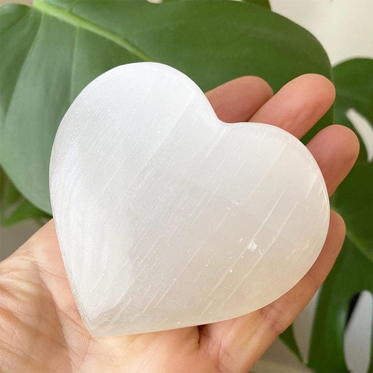 Selenit Hjärta