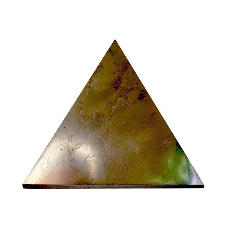 Shungit pyramid polerad 15 cm