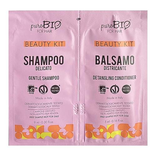 Prov Detangling schampo och balsam