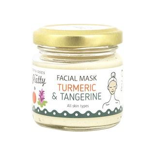 Turmeric & Tangerine Facial Mask 70 gr
