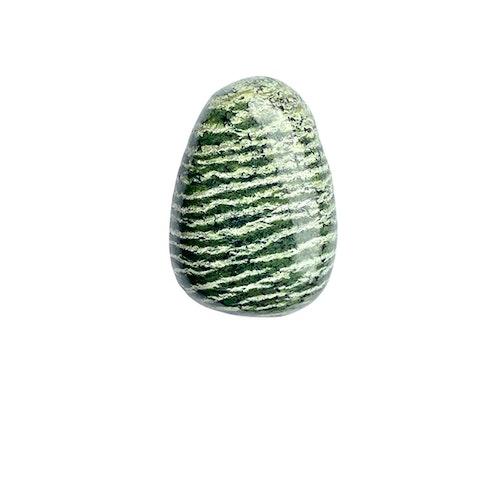 Silveröga (Krysolit) hängsmycke A