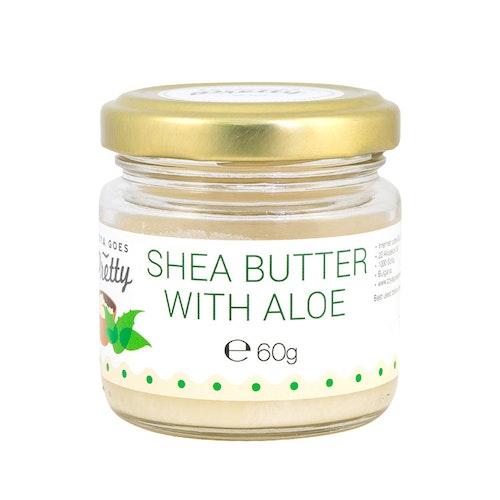 Shea Butter with Aloe 60 gr
