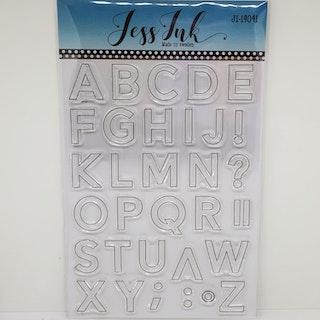 Alfabet JI-19041