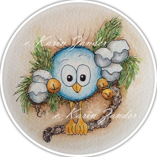 birdie - Christmas branch1