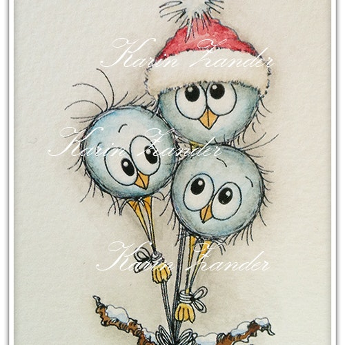 birdie - In a bunch winter