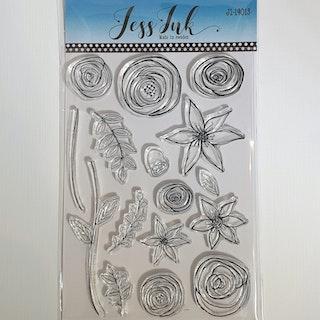 Blommor texter JI-19013