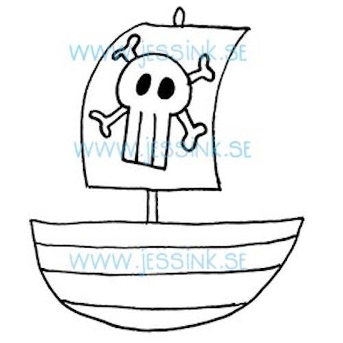 Piratbåt