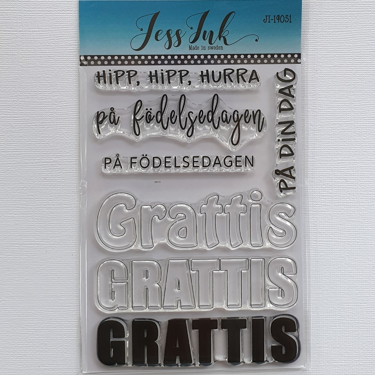 Stora Grattis  JI-19051