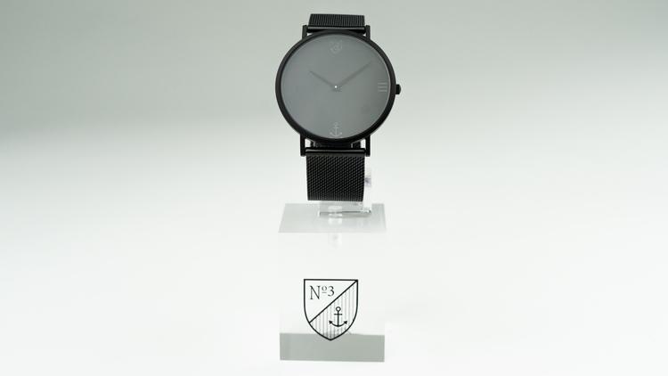 Number3 - Classic Black (40 mm)
