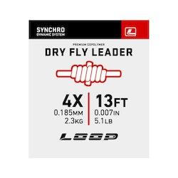 Synchro 13′ Dryfly Nylon Leader