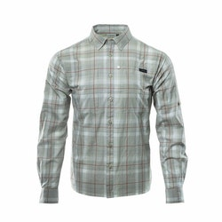Dellik L/S Shirt Light Grey