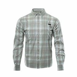 Dellik L/S Shirt Light Grey