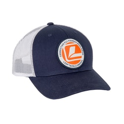 Loop Connect Cap Blue/White