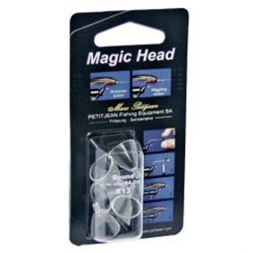Magic Head - Round