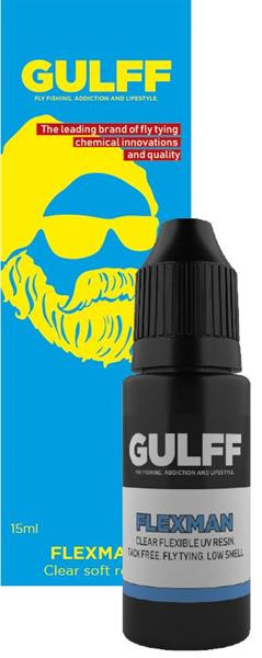 GULFF Flexman 15ml clear