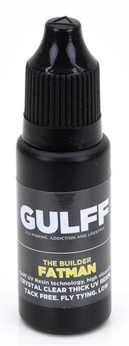 GULFF Fatman 15ml clear