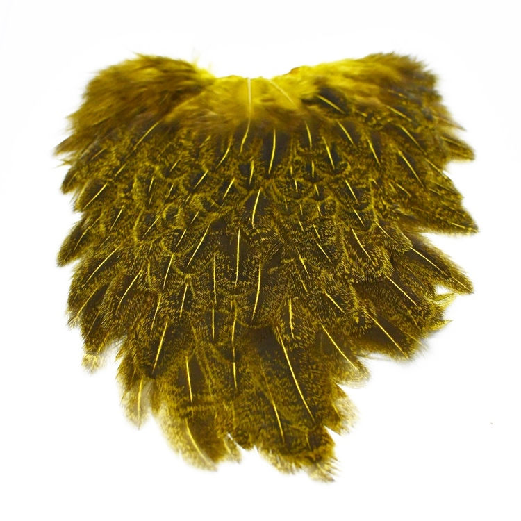 Soft Hackle Hen Saddles