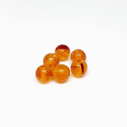 Mottled Beads