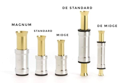 Renzetti Brass Hair Stackers