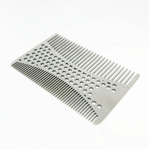 NTS Double Deer Hair Comb