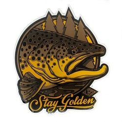 Stay Golden Decal