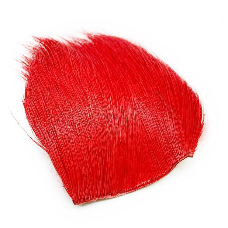 Deer Belly Hair bright greren     DOW065